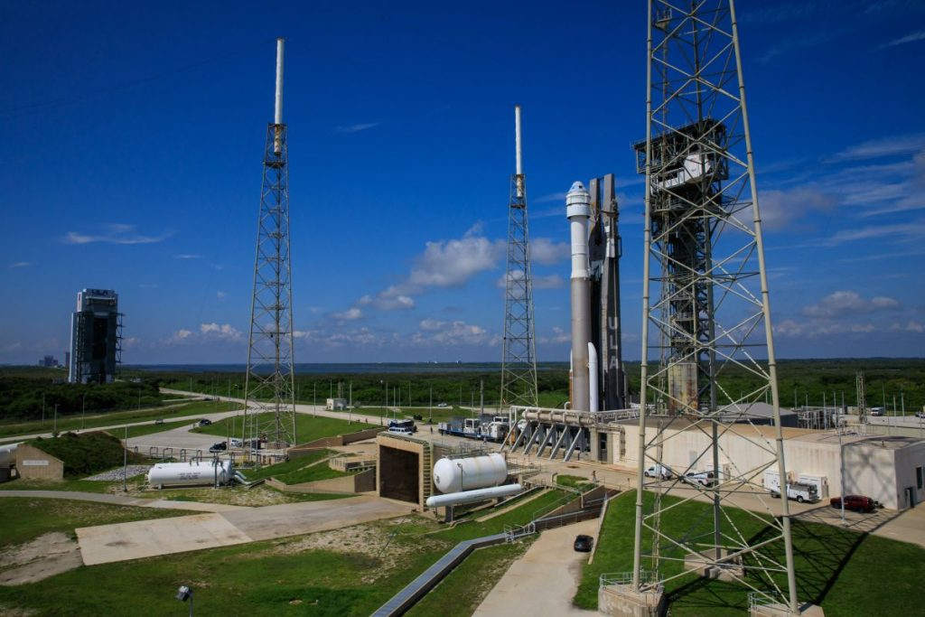 All eyes are on the weather as Boeing looks at Tuesday's Starliner launch