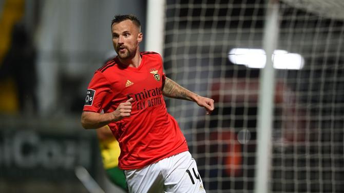 Ball - Seferovic's return, Radungic looking for debut (Benfica)