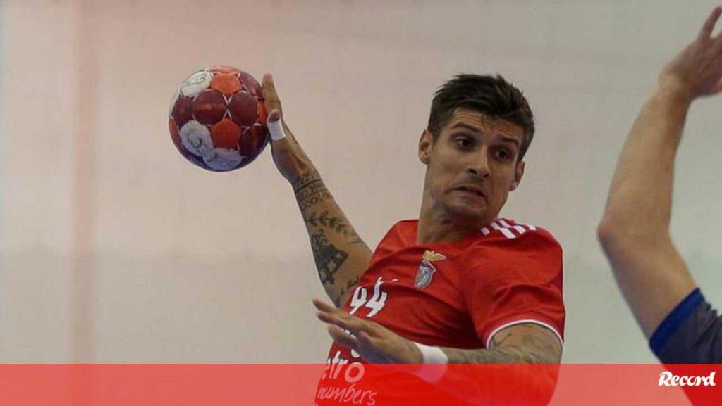 Benfica win and Águas Santas draw in the European Handball League Qualifiers - Handball