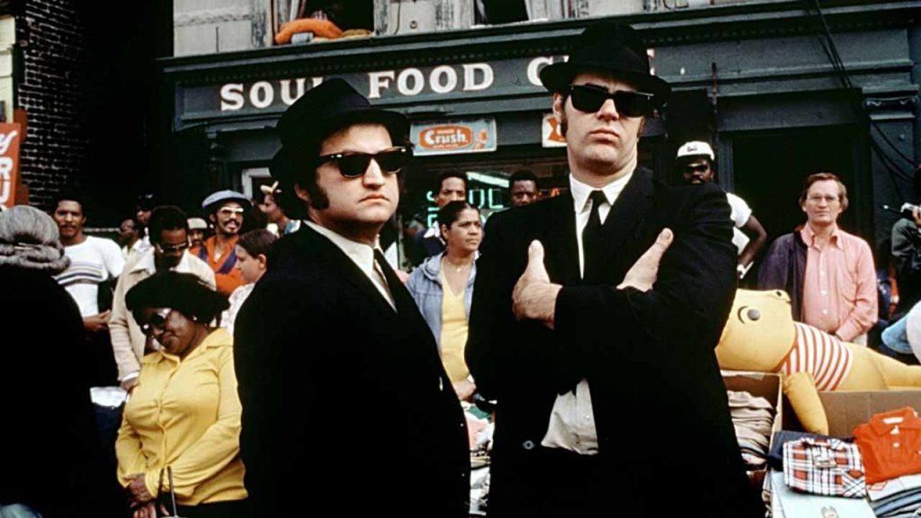 Blues Brothers: Have you seen Steven Spielberg's cameo?  - cinema News