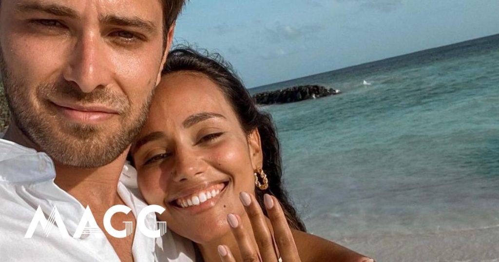 """Bruna Corby has been proposed for marriage in the Maldives.  See the pictures of """"Pure Happiness"""" - Celebrities"""