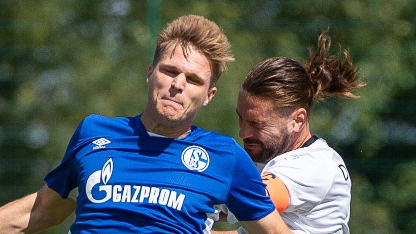 FC 08 Willington - FC Schalke 04: S04 Cheers - but it confirms the heated debate