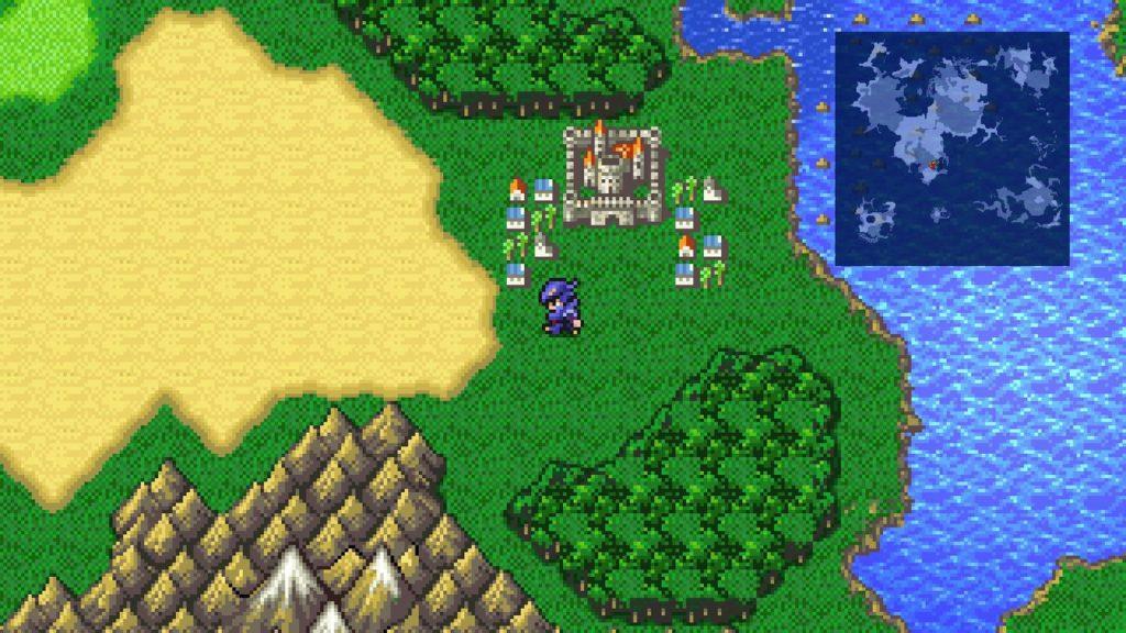 Final Fantasy 4 Pixel Remaster arrives in September for PC and mobile
