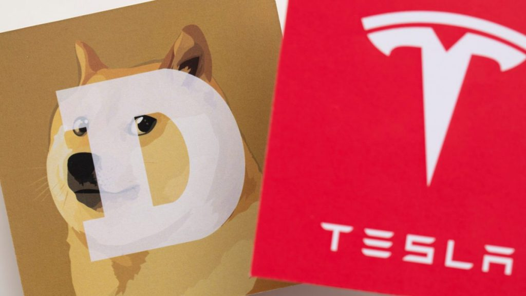 It is now possible to buy Tesla with Dogecoin