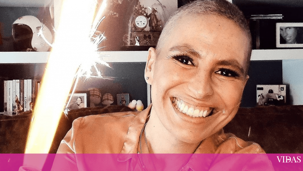 Joanna Cruz is cured of breast cancer - boil