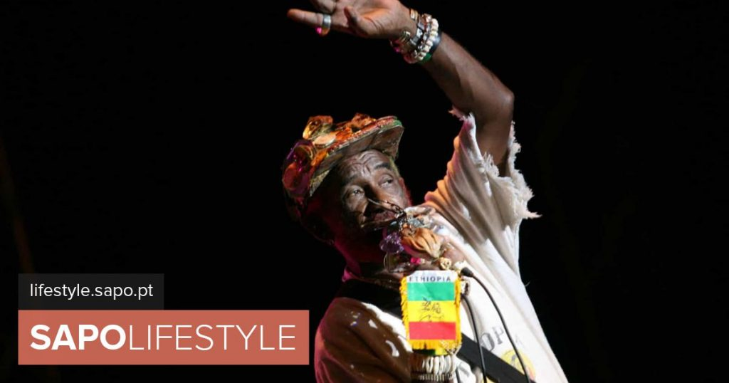 """Lee """"Scratch"""" Perry, the legend of Jamaican reggae and dubbing, has passed away"""