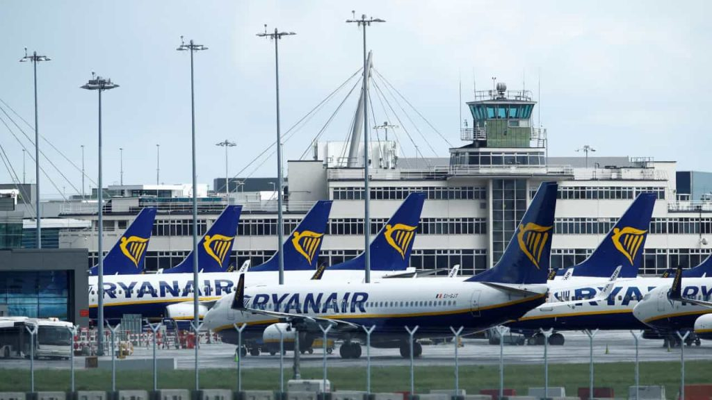 Ryanair will invest $253 million in Lisbon Airport by strengthening its fleet