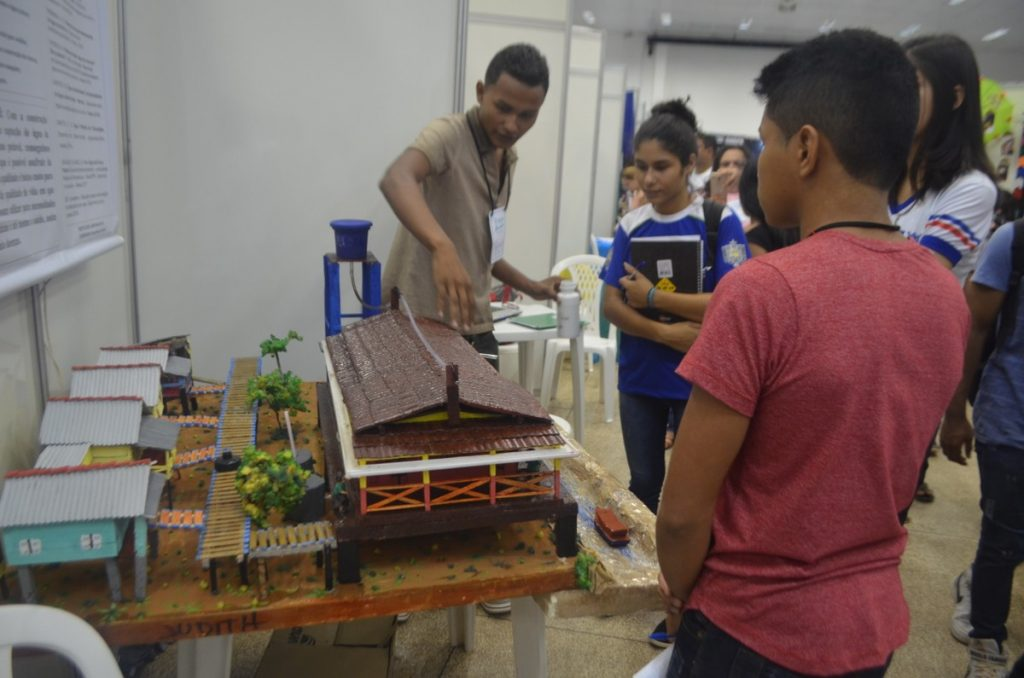 Science Fair selects 100 jobs for students of all levels of education at Amapá |  amaba