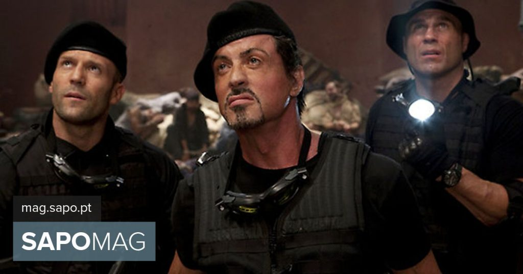 """Stallone unites the """"Expendables"""" in the fourth movie of the saga and Megan Fox joins the team - current events"""