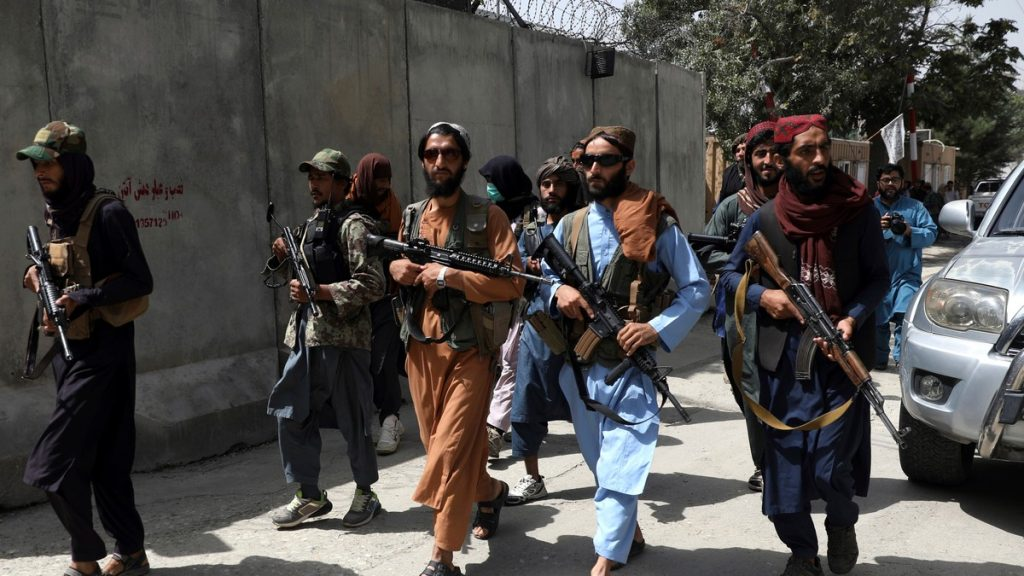 Talibankrigere