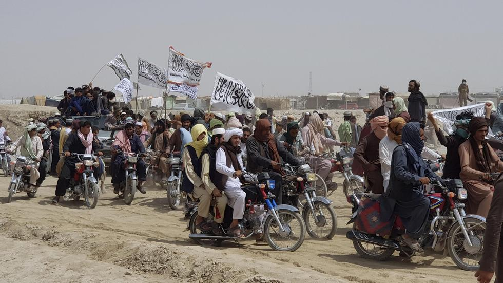 The Taliban are accused of committing massacres
