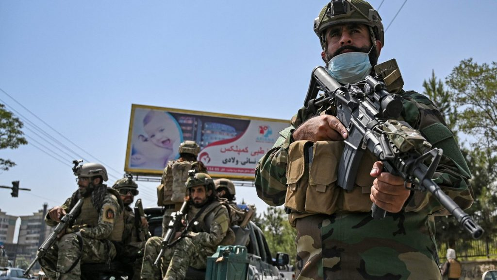 The US is said to have carried out airstrikes against the Islamic State in Kabul - NRK Urix - Foreign Documentary News