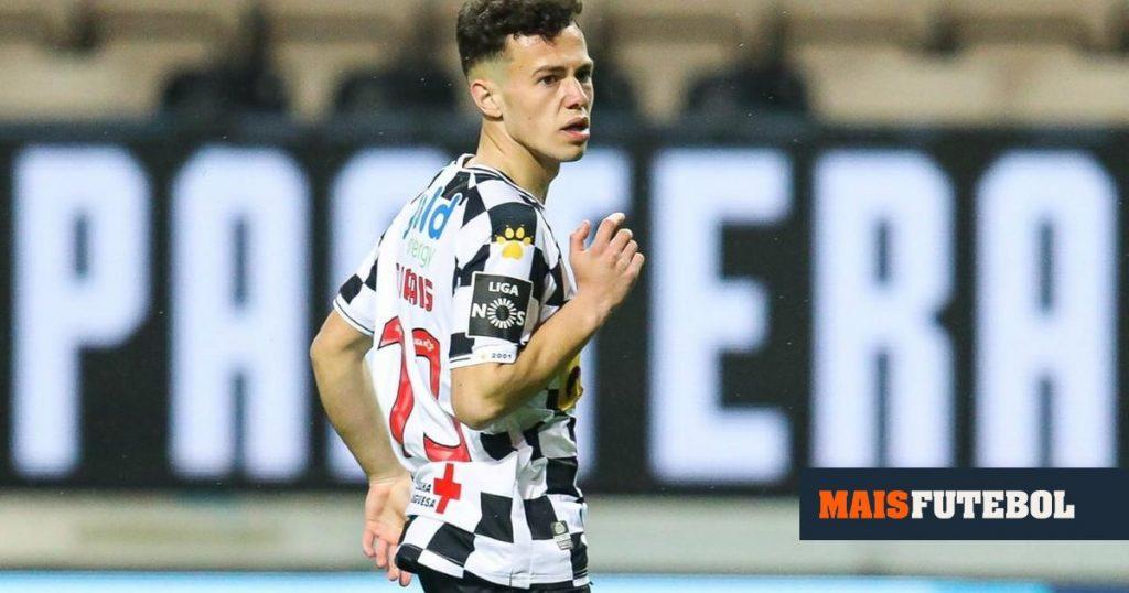 Video: An unforgettable night Thiago Moraes scores Boavista in the League Cup