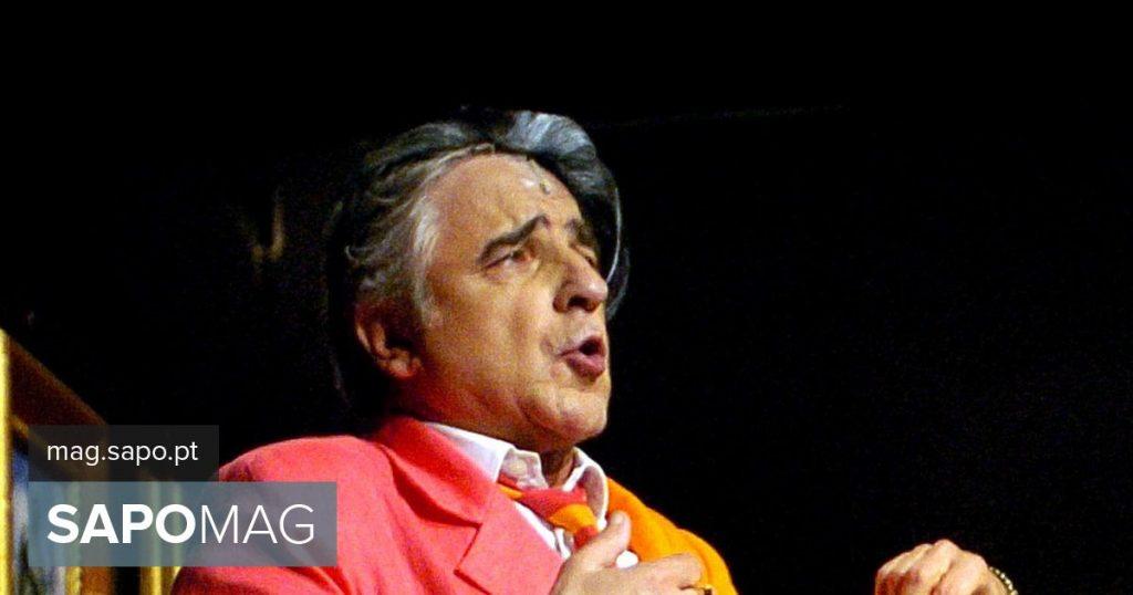 """Igor Sampaio, the """"Médico de Família"""" and """"Morangos Com Açúcar"""" actor who kept us on TV for over 40 years passed away - Showbiz"""