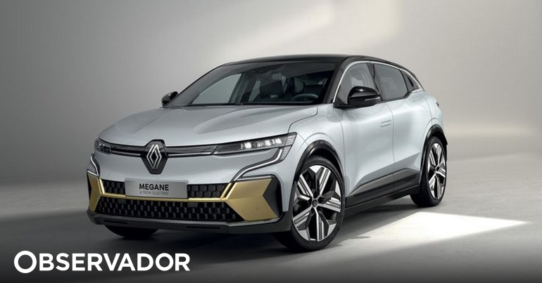 This is the new electric Mégane with 470 km of autonomy - Observer
