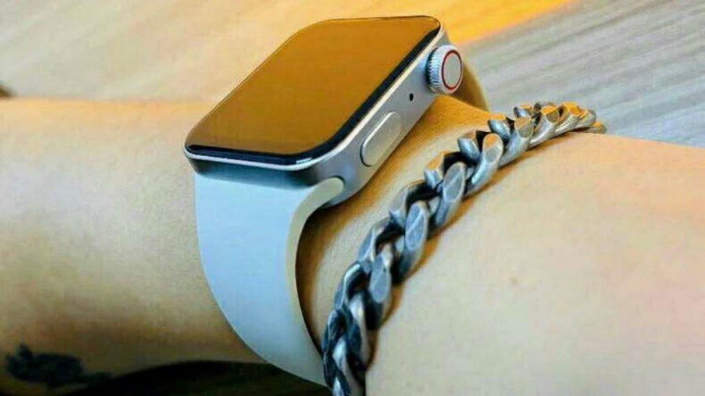 Imagem clone Apple Watch Series 7