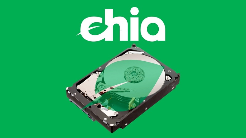 Cryptocurrency miners in Chia start selling hard drives and SSDs at a loss