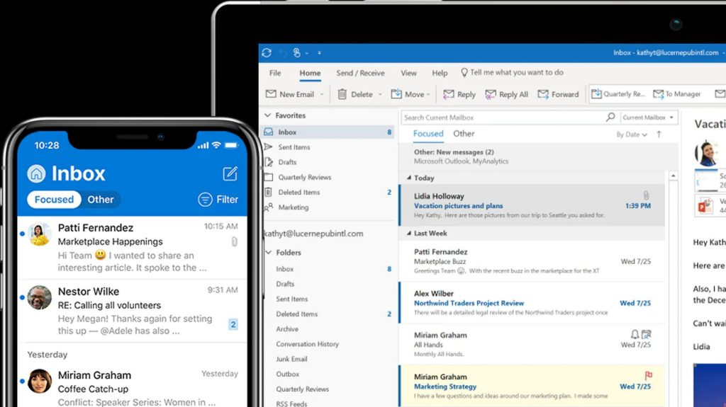 Microsoft will disconnect legacy Outlook clients from 365 services on November 1