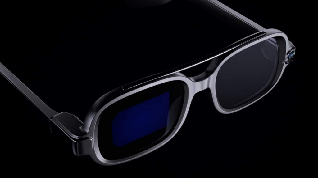 Xiaomi introduces the first design of smart glasses