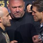 UFC 266: Alexander Volkanovsky – Brian Ortega.  Karta style