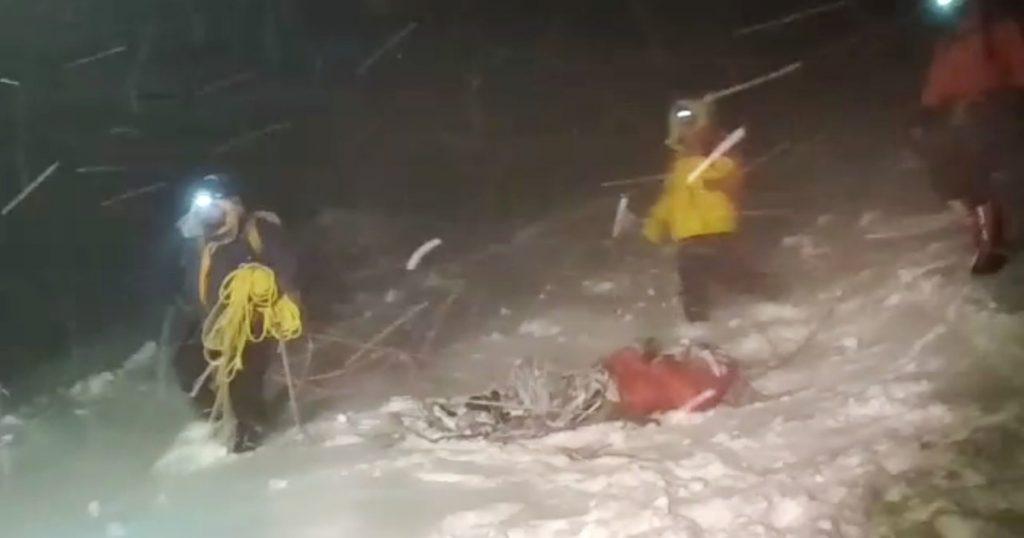 Five climbers died in Elbrus