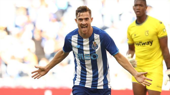 A BOLA - «I found the stability I needed» (FC Porto)