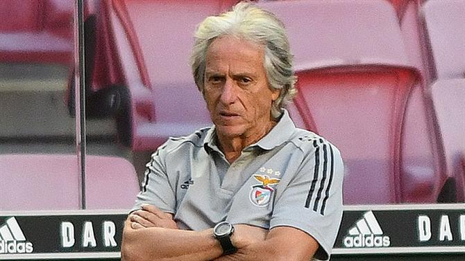 A BOLA - Jorge Jesus with his house in order (Benfica)
