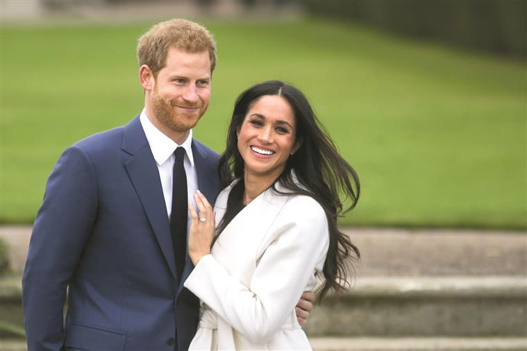 A study revealed that the popularity of Prince Harry and Megan Markle in the United Kingdom is declining
