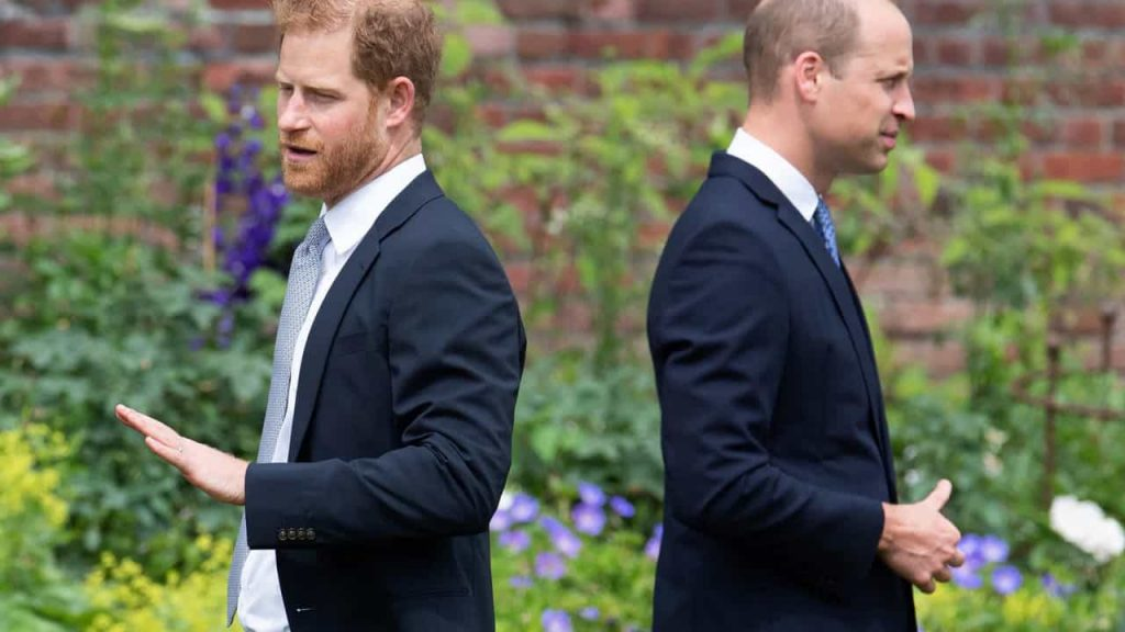"""After all, William """"still hasn't reconciled"""" with Harry and Meghan Markle"""