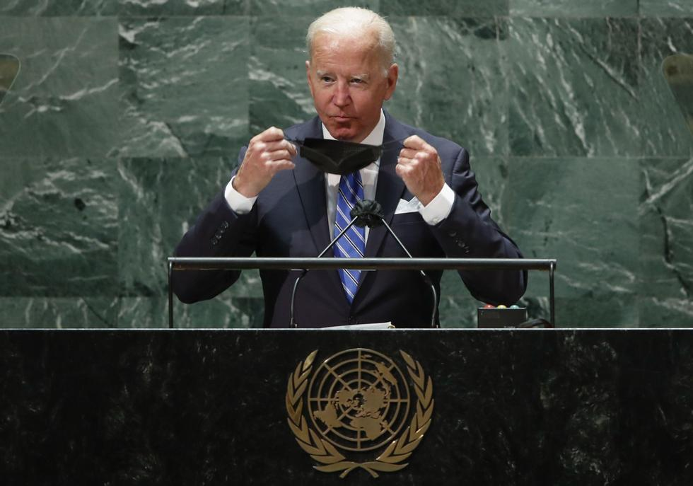 Biden promises to double US contribution to climate finance