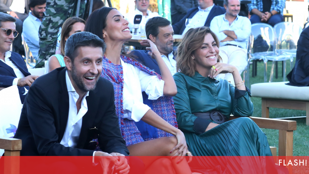 Daniel Oliveira speaks with Cristina Ferreira and reacts to the new results of TVI - Nacional