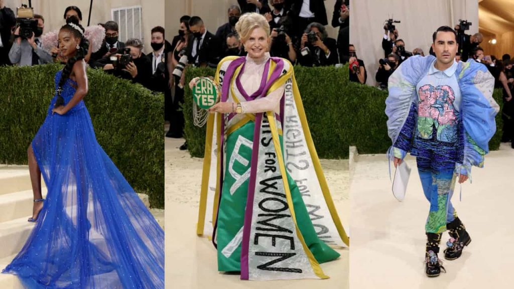 Met Gala 2021. First looks of the most whimsical fashion event