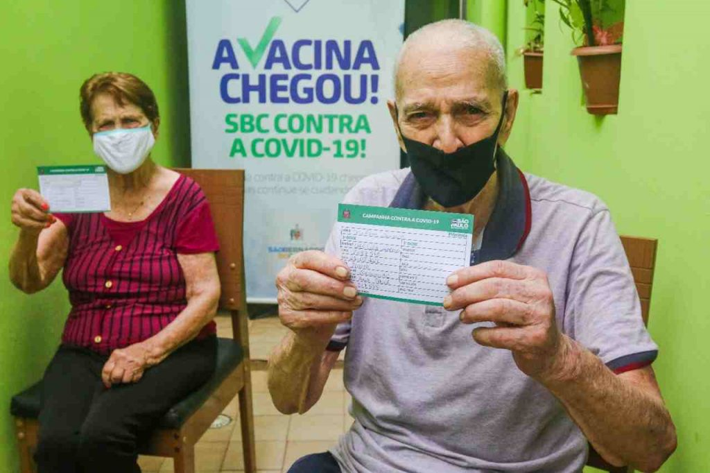São Bernardo begins the third dose for elderly people aged 80 to 84 years and transplant recipients aged 18 to 59 years