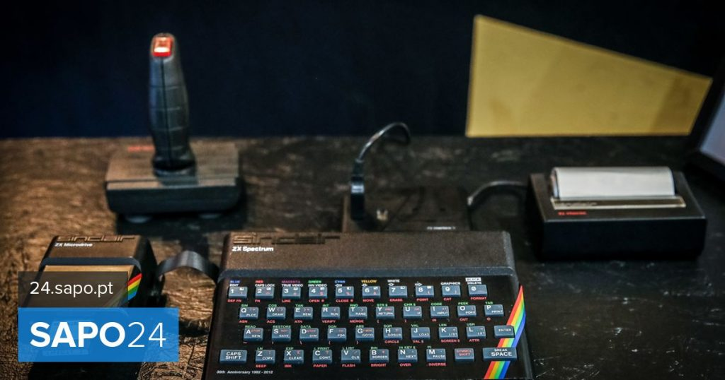 The inventor of the ZX Spectrum computer, Clive Sinclair, dies at the age of 81