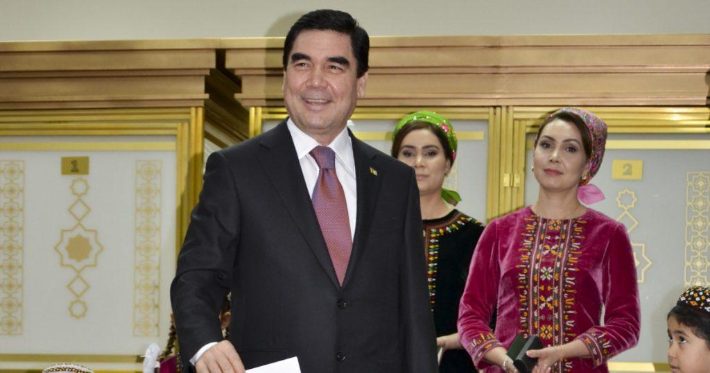 Turkmenistan: - Does the president mean Corona's deceiver?