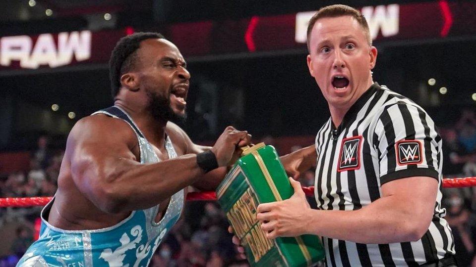 WWE changed Big E . achievement date