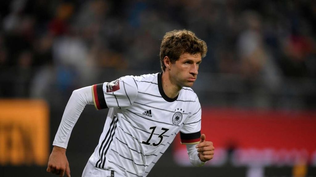 World Cup qualifier: Germany broadcast live on television and live today against Northern Macedonia