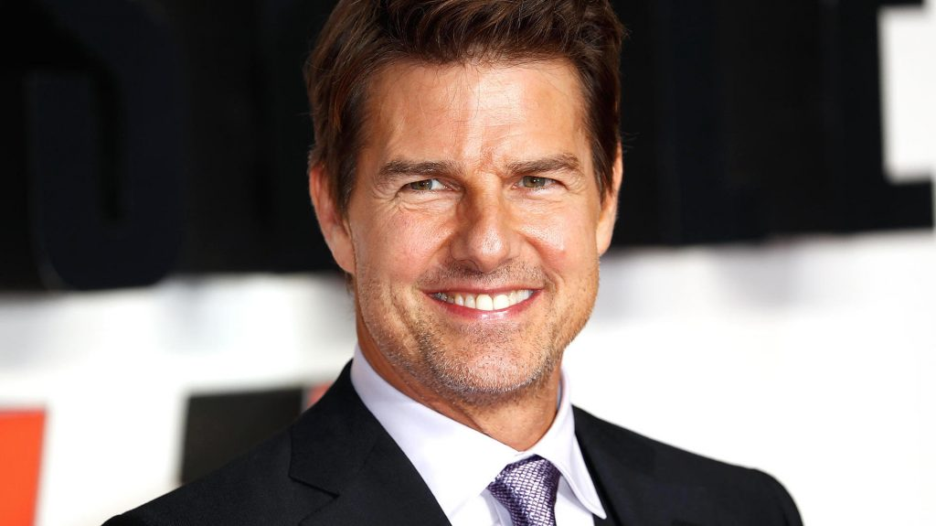 Hollywood star Tom Cruise could not be identified