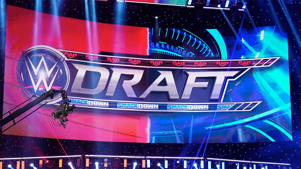 All Superstars selected for the WWE Draft