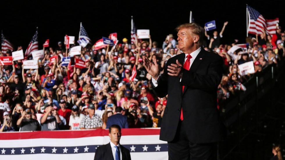 Donald Trump rally in Iowa creates reactions