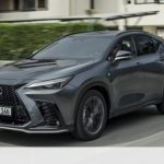 Lexus NX: advanced and all-new cars