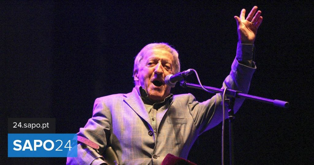 Paddy Moloney, leader of the Irish historical band The Chieftains, has died